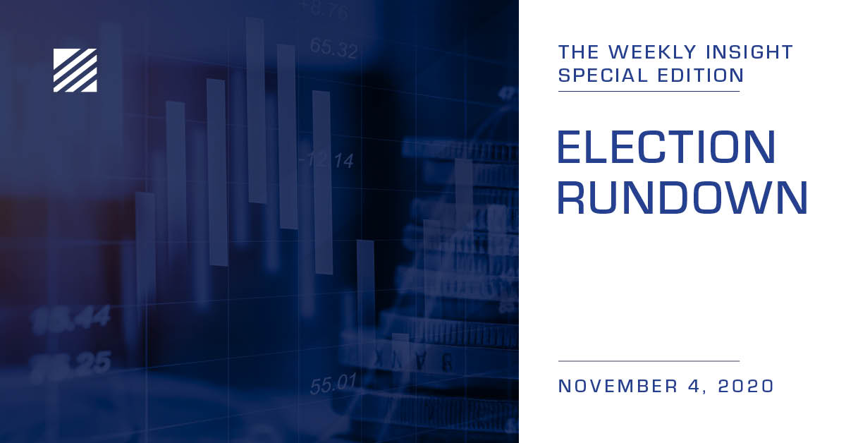 The Weekly Insight, Special Edition: Election Rundown Graphic