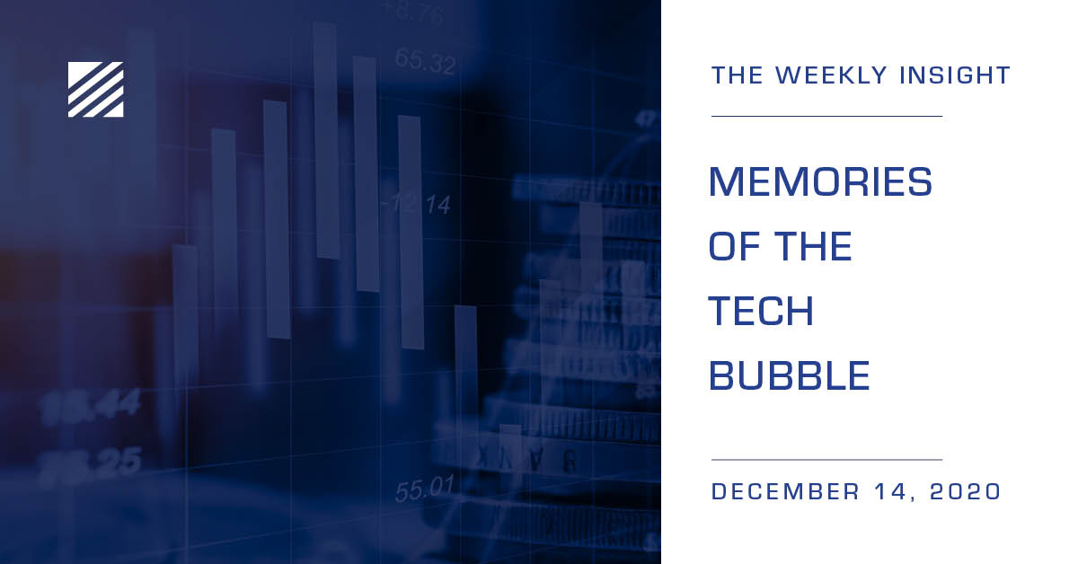 The Weekly Insight: Memories of the Tech Bubble Graphic