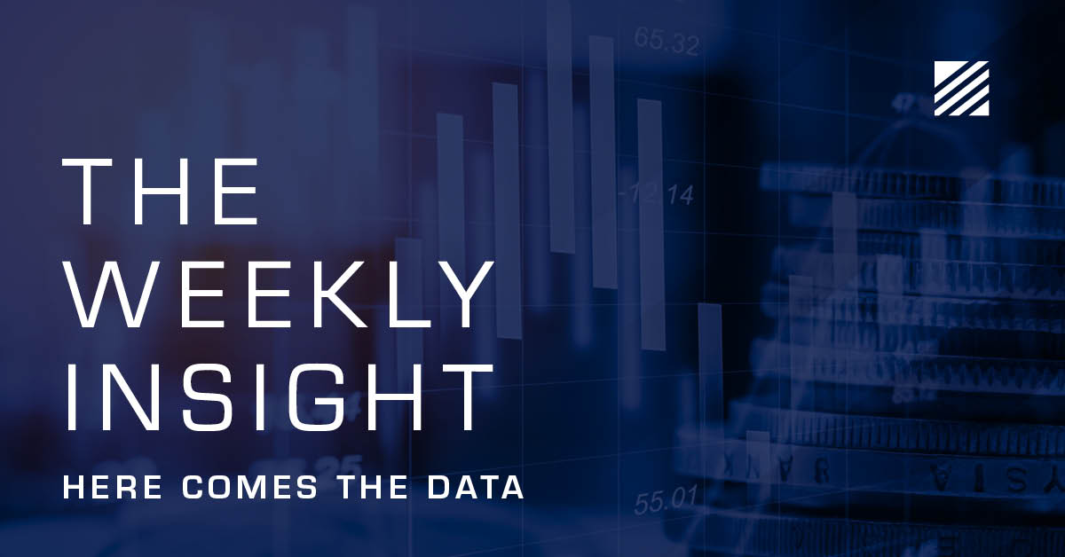 The Weekly Insight: Here Comes the Data Graphic