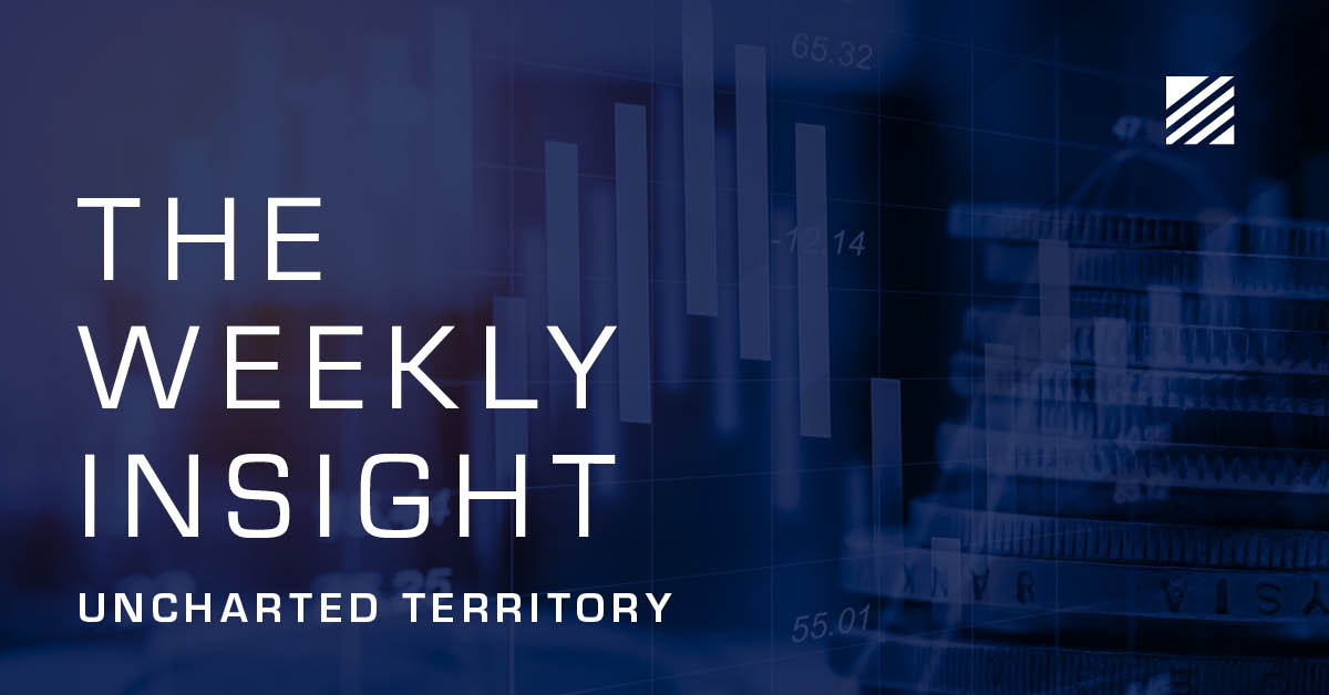 The Weekly Insight : Uncharted Territory Graphic