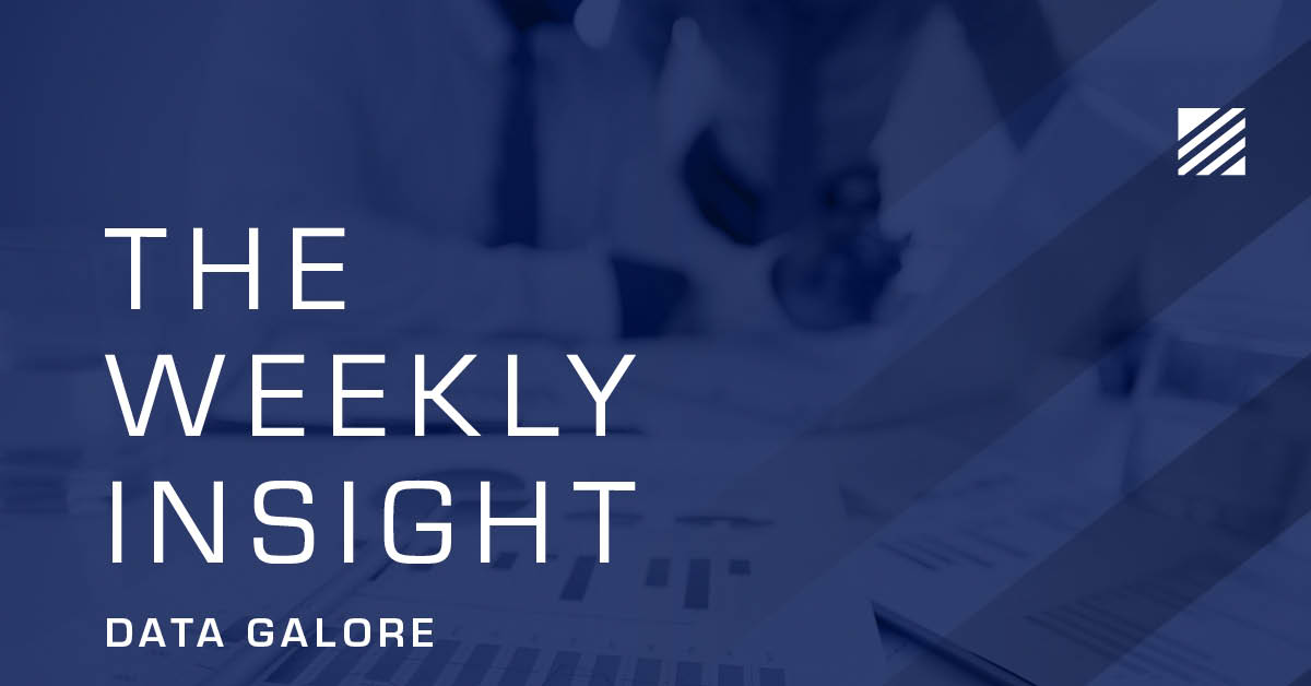 The Weekly Insight: Data Galore Graphic